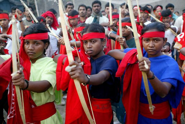 naxalite movement in india pdf